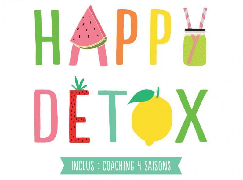 Forfait Detox 5 séances
