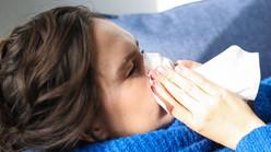Les allergies saisonnières.
