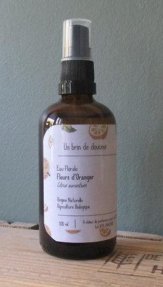 Eau florale - Fleurs d'Oranger - 100 ml