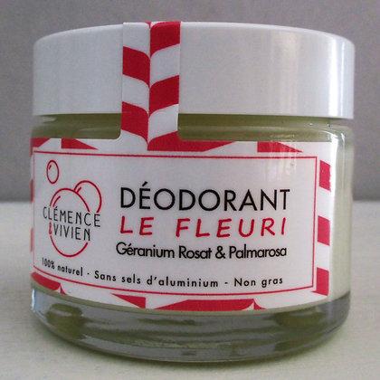 Le déodorant - Le fleuri - 50 gr
