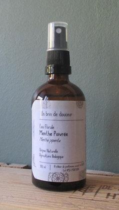 Eau florale de Menthe poivrée - 100 ml