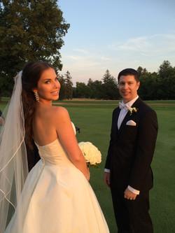 The most wonderful bride