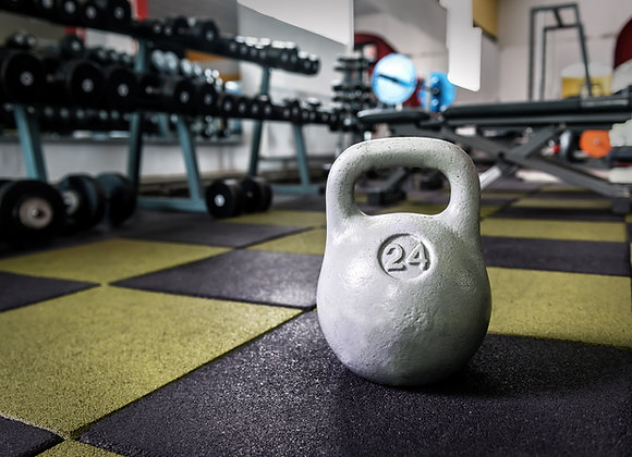 4 week strength and conditioning Program