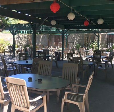 Minnie's Patio for Parties