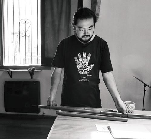Hikaru making quena 3