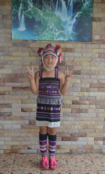 HBO Kids Thailand Akha Dress