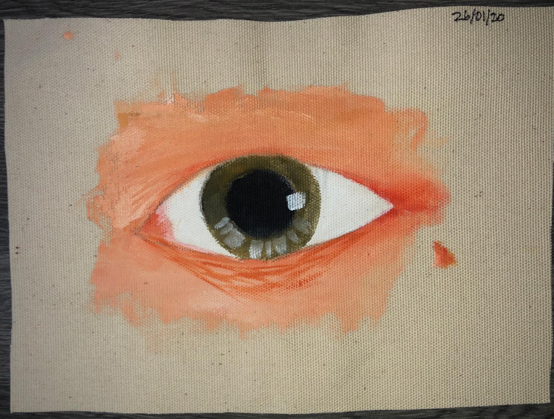 Mata lagi yang kedua kalinya