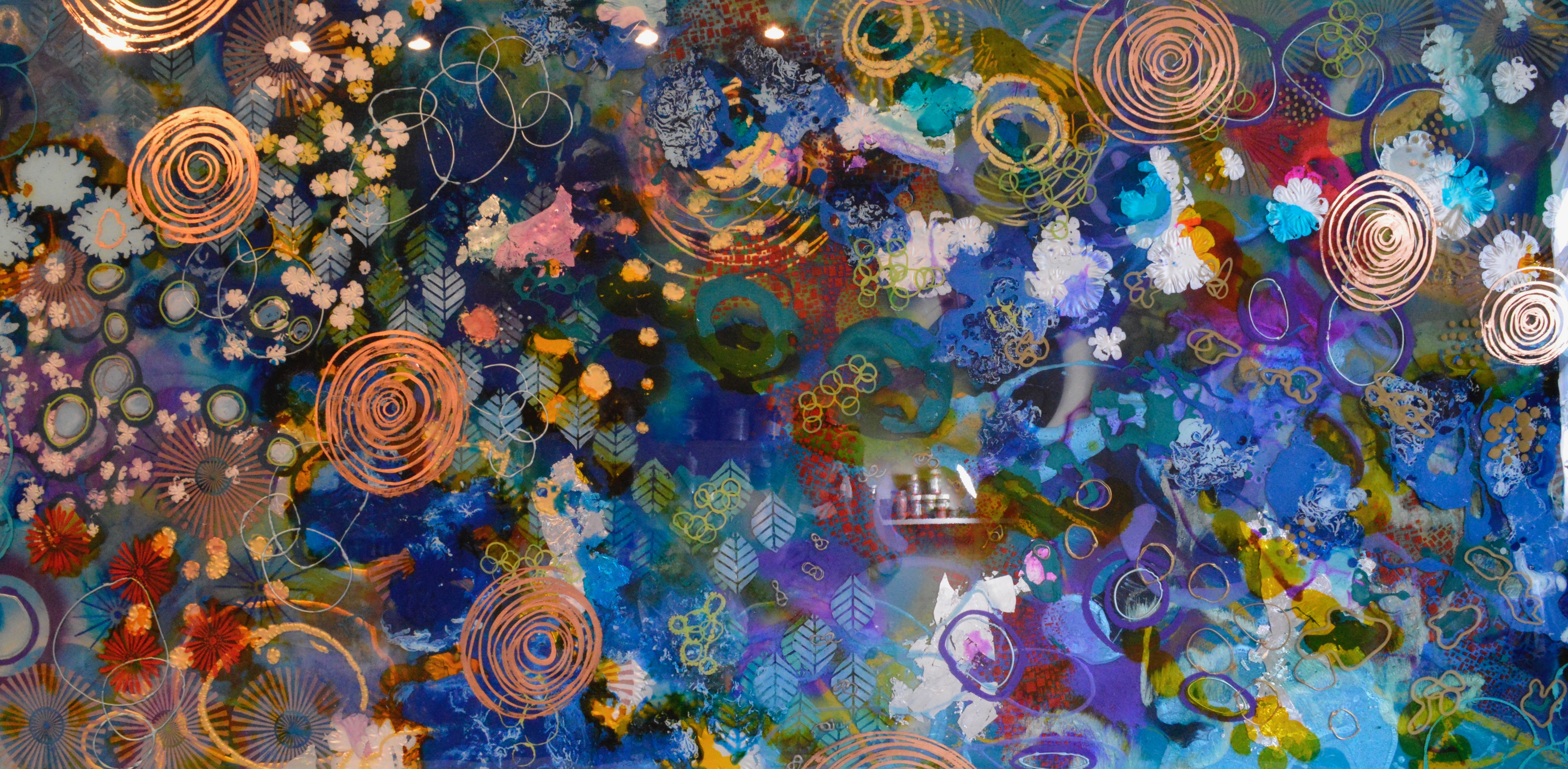 AVAILABLE PAINTINGS   Jennifer Haley Abstract Artist, Fort