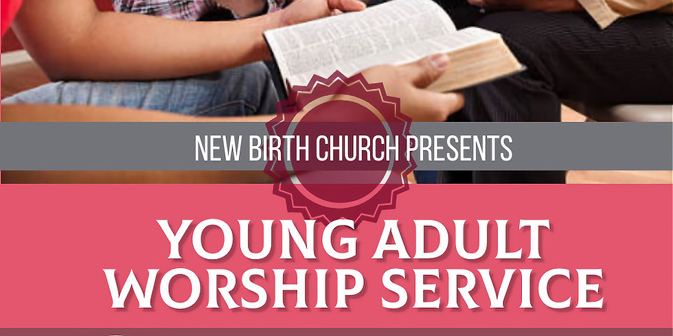 Young Adult Worship Service
