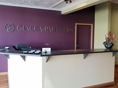 Samuelson & Giacca Accountants Wagga Wagga Reception