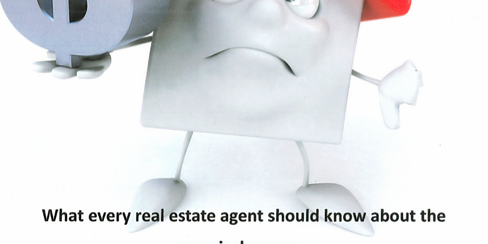 Appraised Property Value: Fact or Fiction (1)