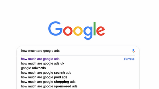 Google Ads: How much do they cost?