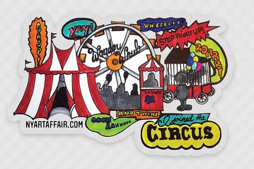 I Joined the Circus