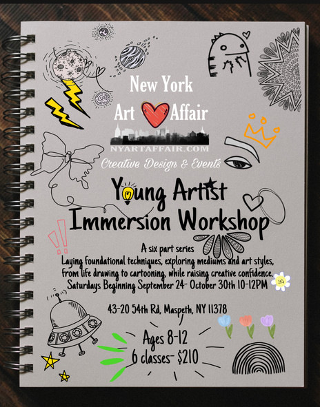 Young Artist Immersion Workshop
