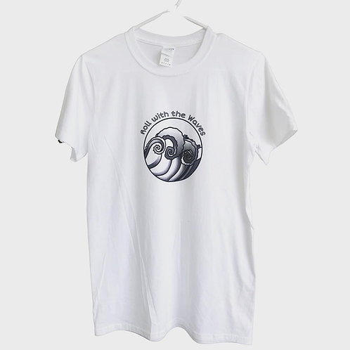 Roll With The Waves T-Shirt
