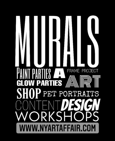 Murals and Services