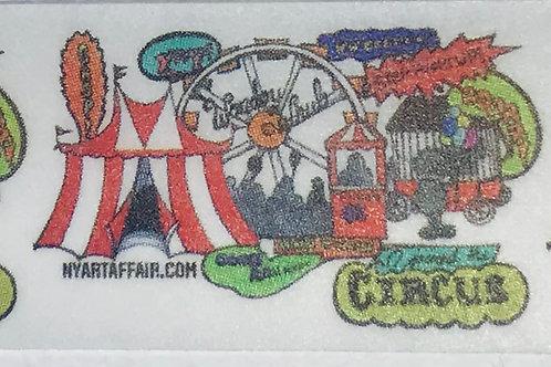 Circus Washi Tape