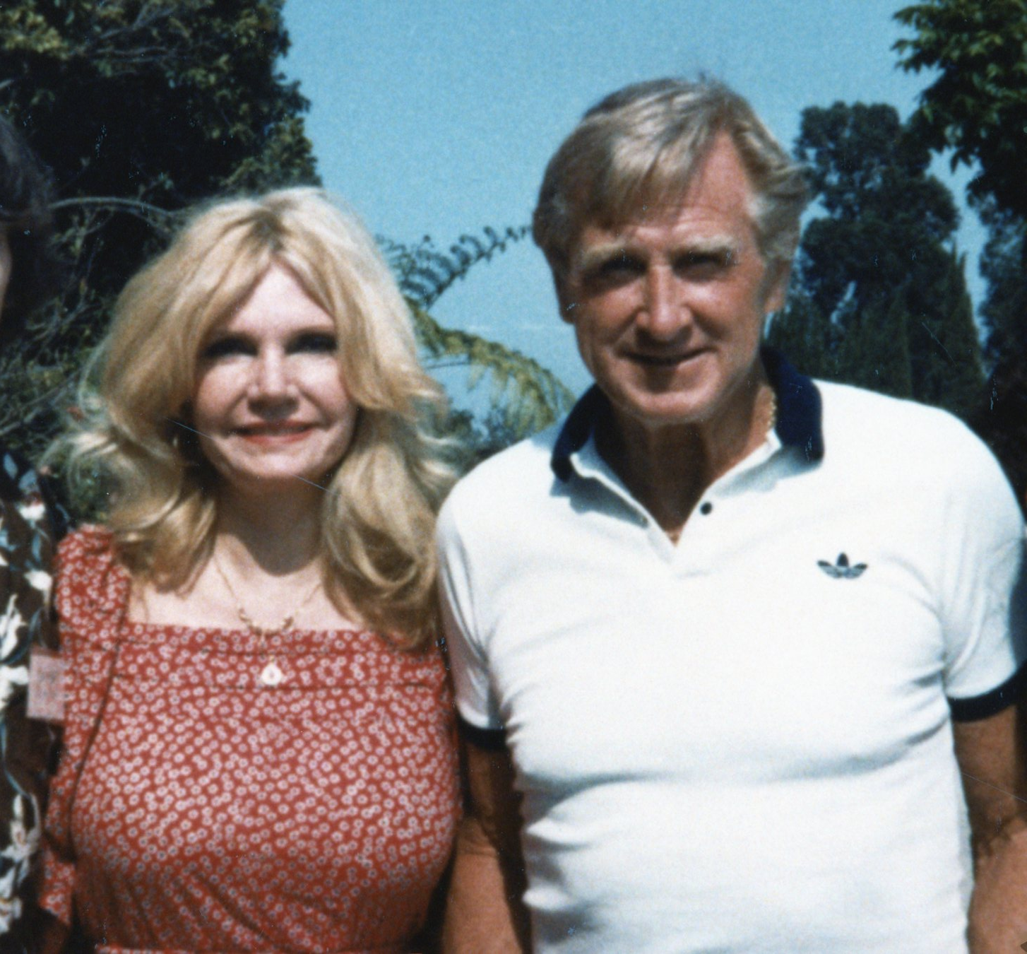 Lloyd Bridges & Cindy