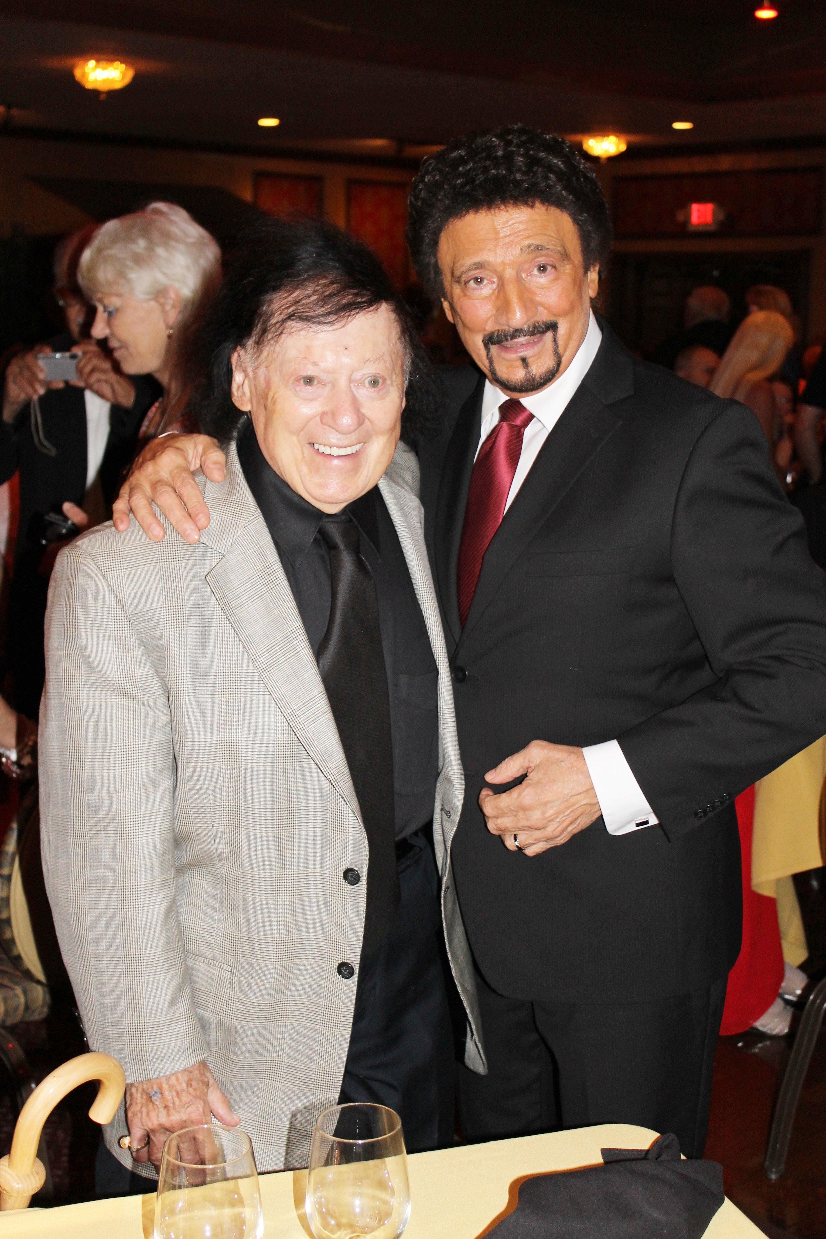 Marty Allen (Allen & Rossi) Dondino