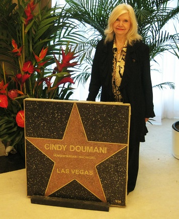Cindy  Walk of Fame Star