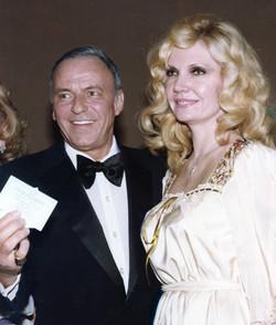 Frank Sinatra & Cindy