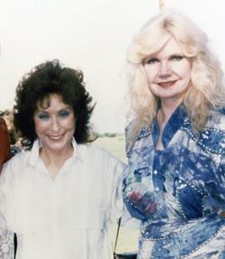 Loretta Lynn & Cindy
