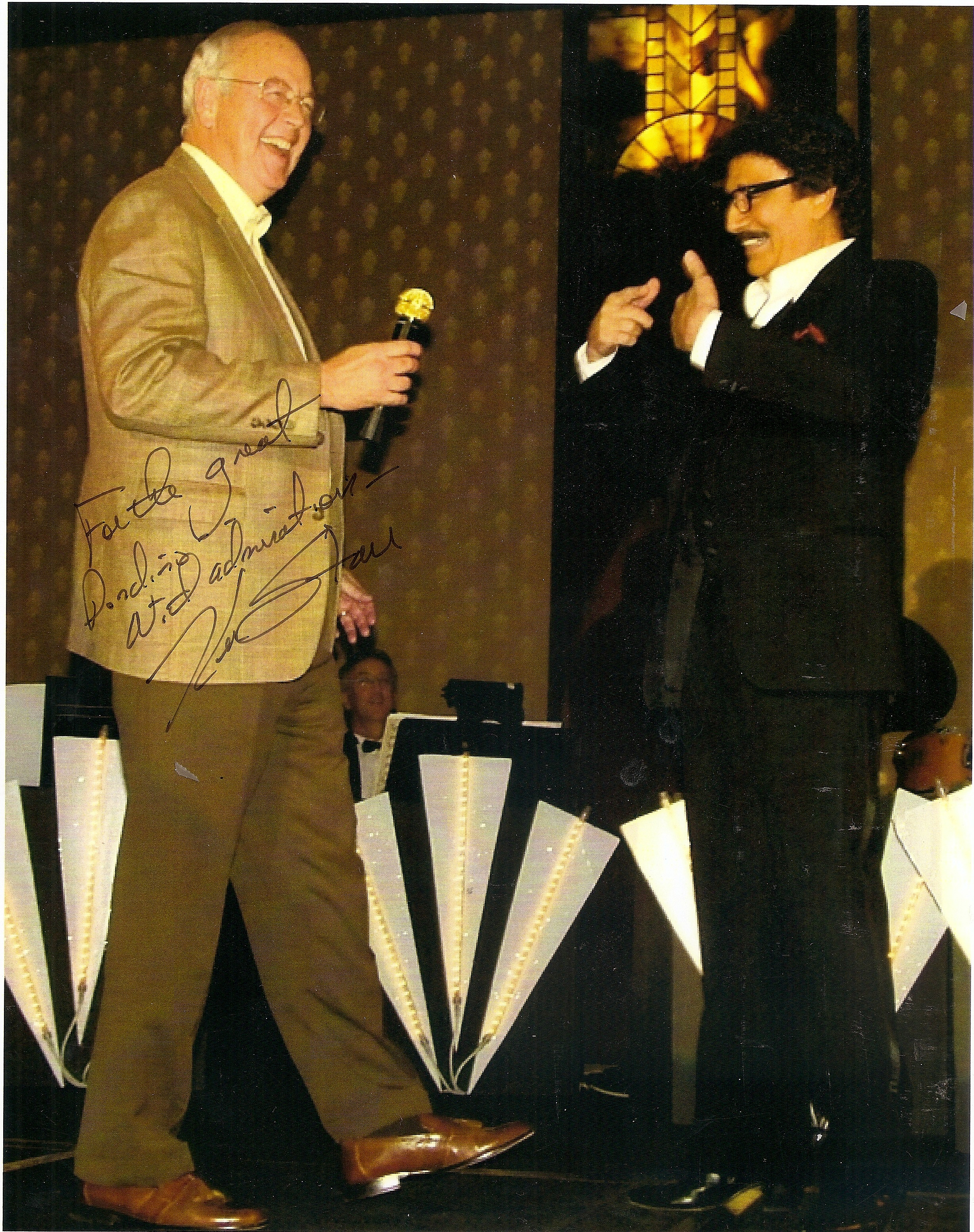 Baylor Pres. Ken Starr Dondino