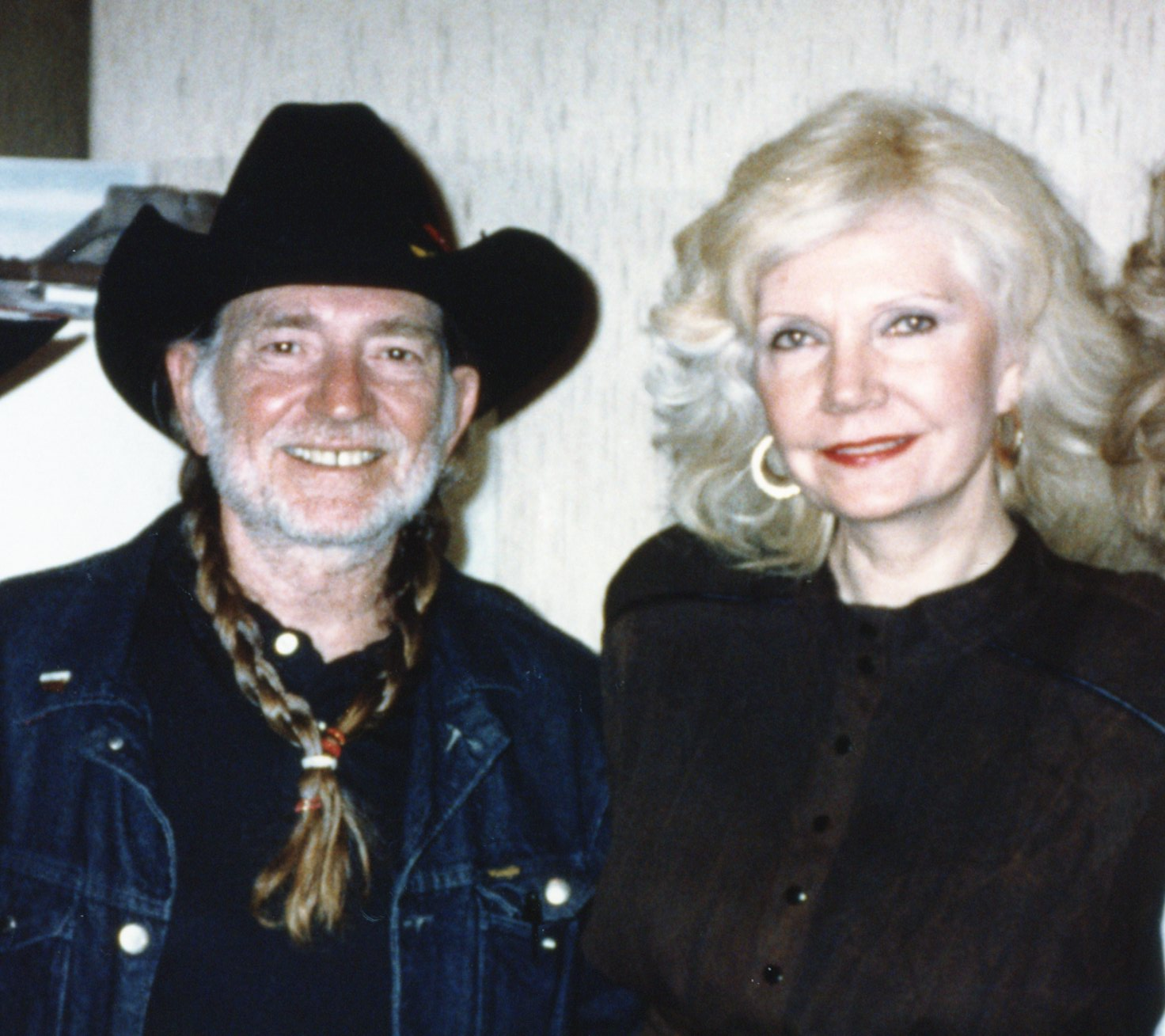 Willie Nelson & Cindy