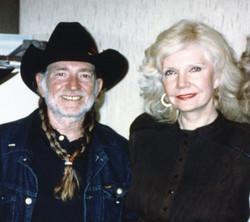 Willie Nelson & Cindy