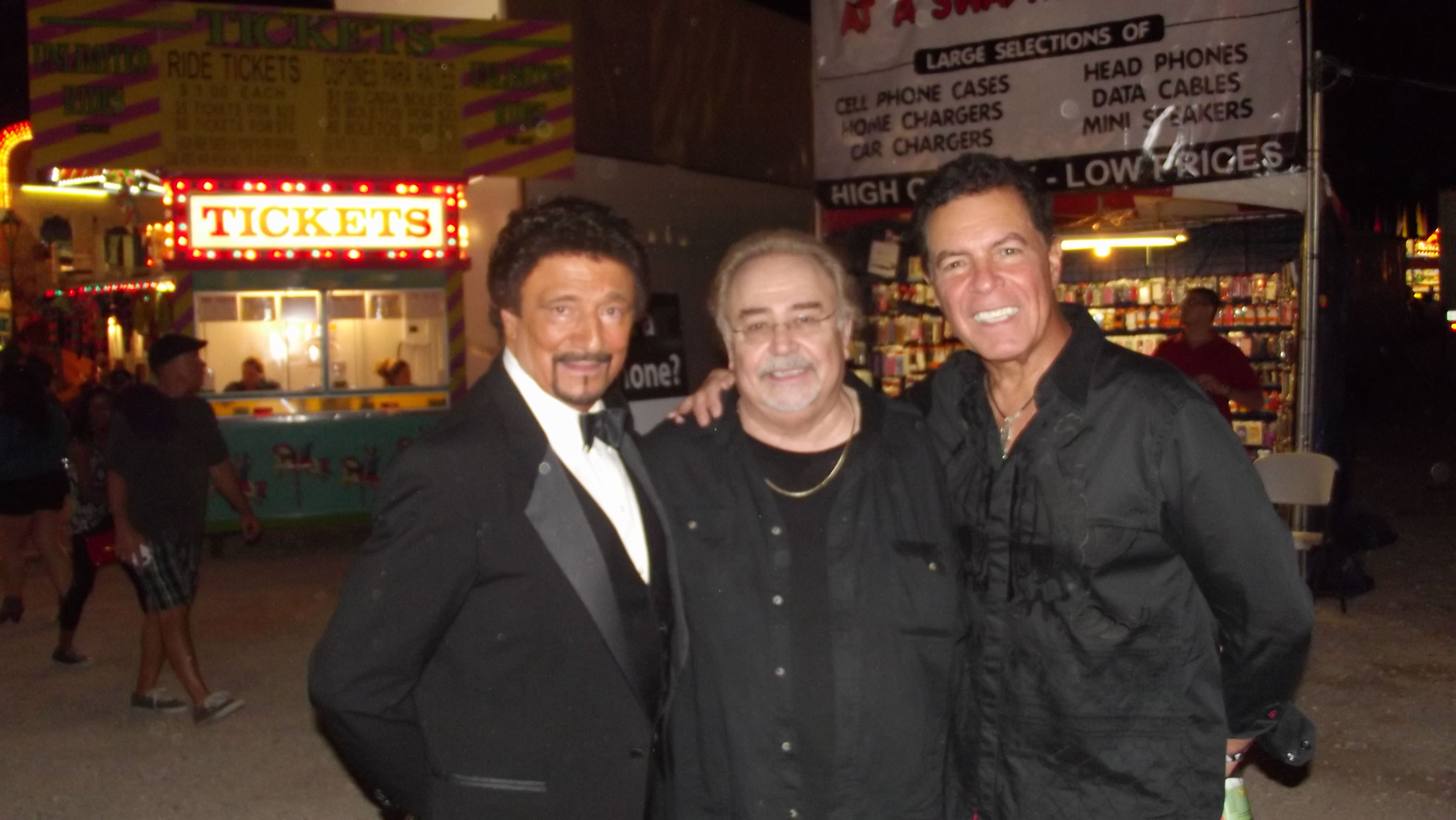 Dondino, Ron Garrett, Clint Holmes
