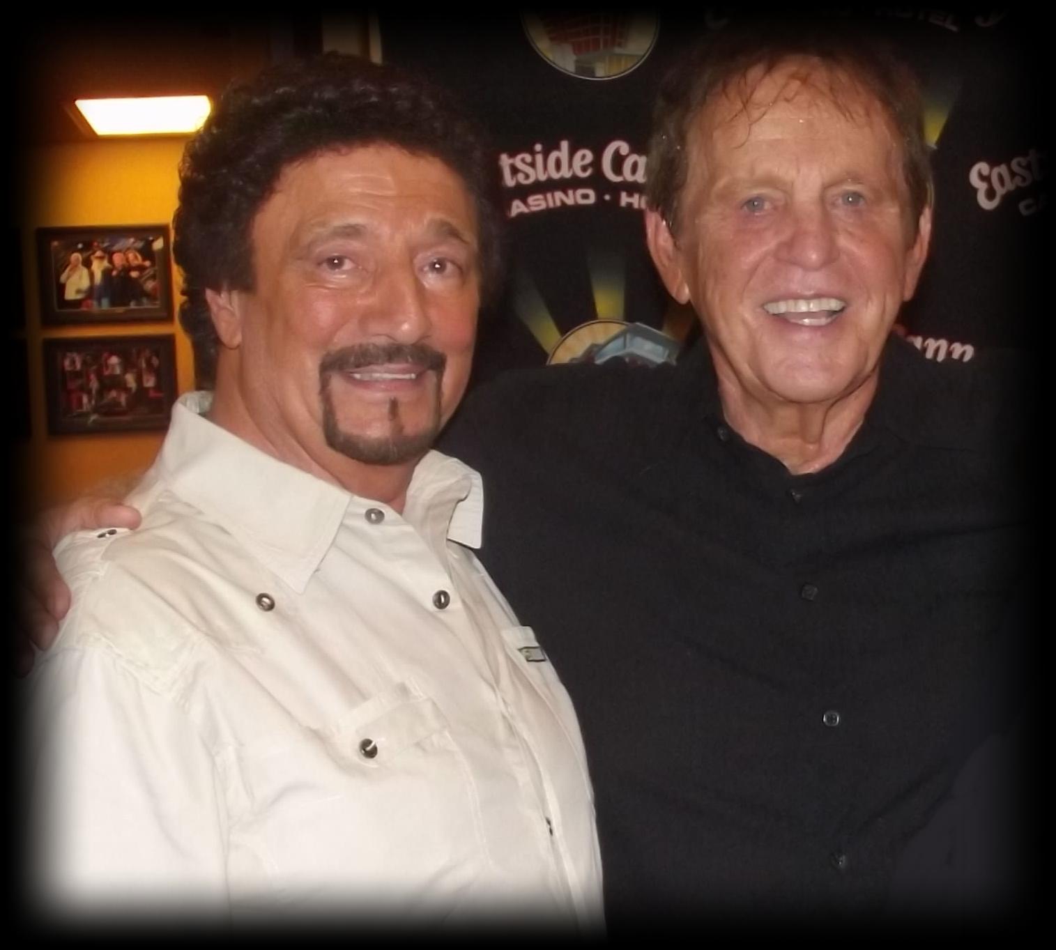 Dondino and Bobby Vinton