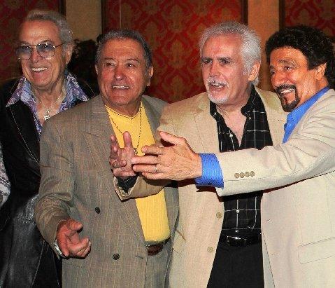 Steve Rossi, Nelson Sardelli, Bill Acosta, Dondino.jpg