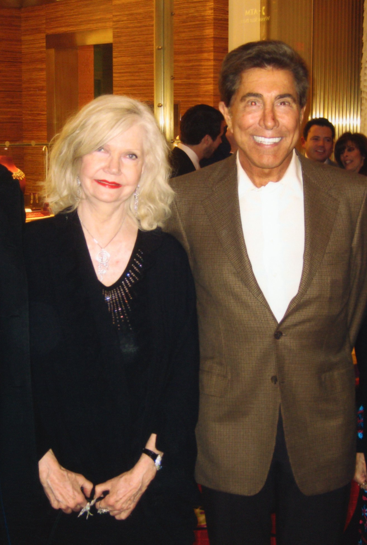 Cindy and Steve Wynn