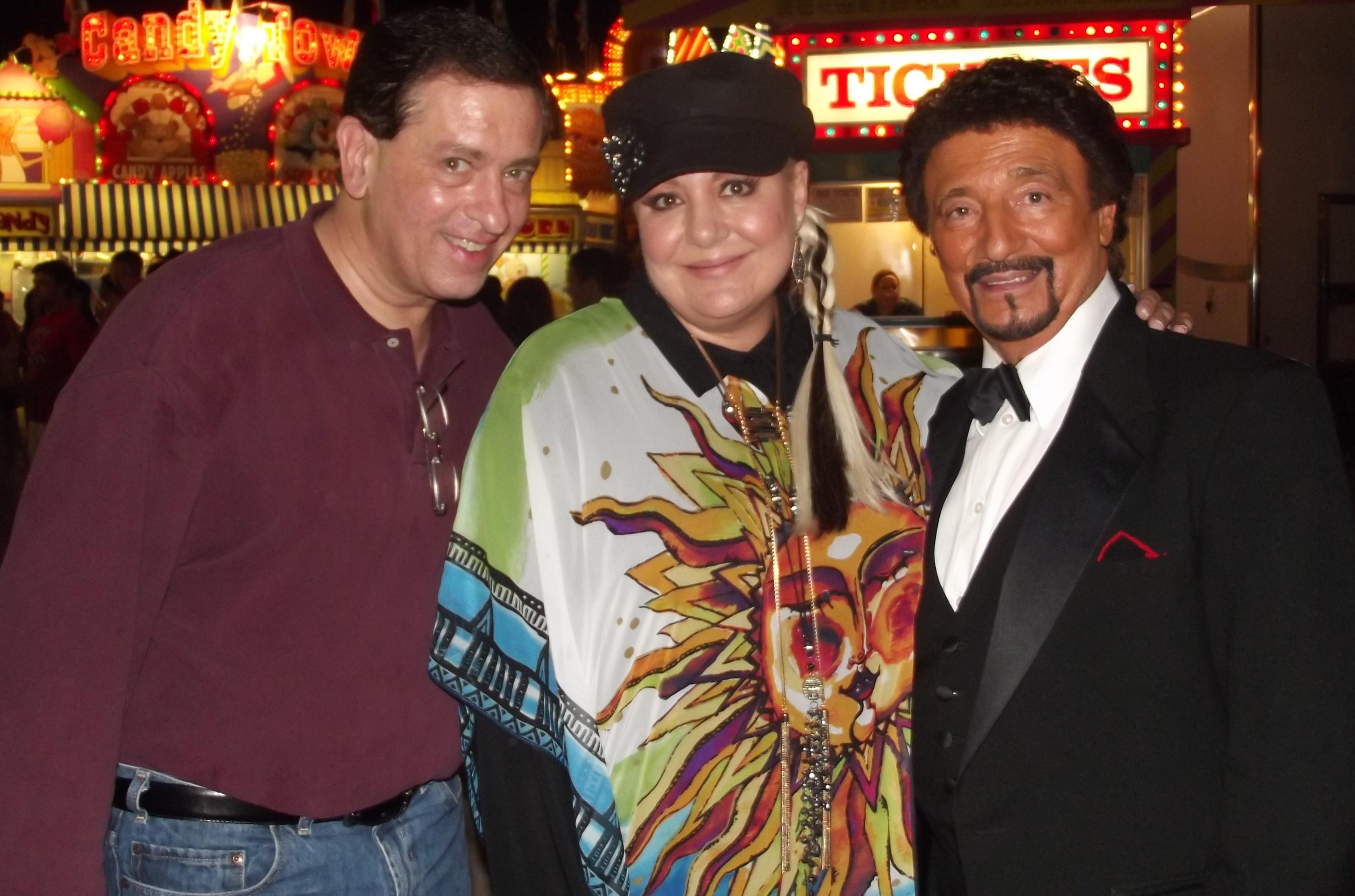 Anthony Lewis, Lena Prima, Dondino