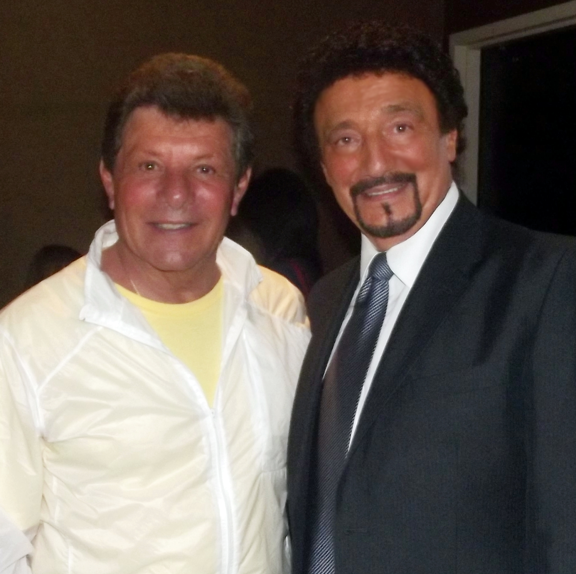 Frankie Avalon and Dondino