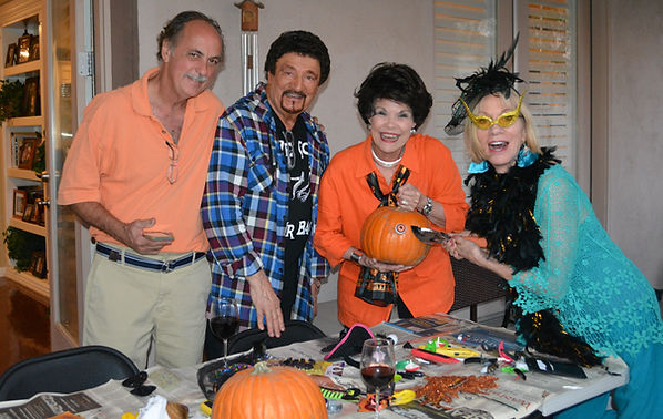 Randy, Dondino, Karen and Susan  Tony's