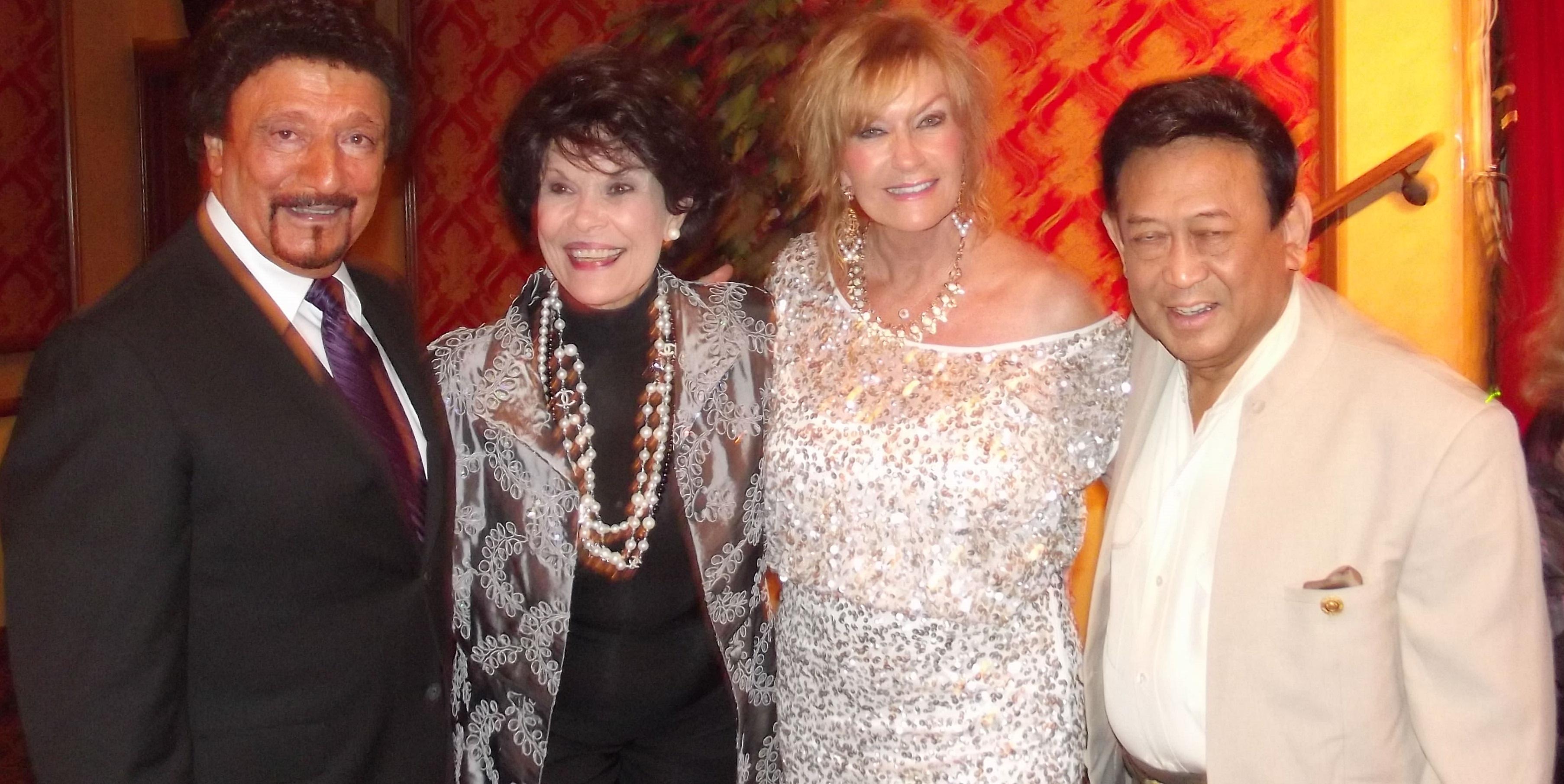 Dondino, Karen Ruivivar, Demetra George (Grammy Nominee) Tony Ruivivar (Society