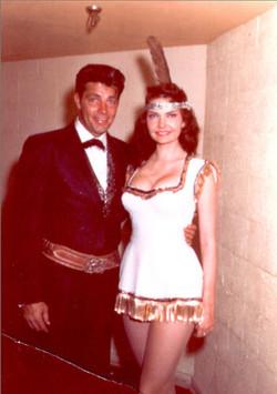 Dale Robertson & Cindy