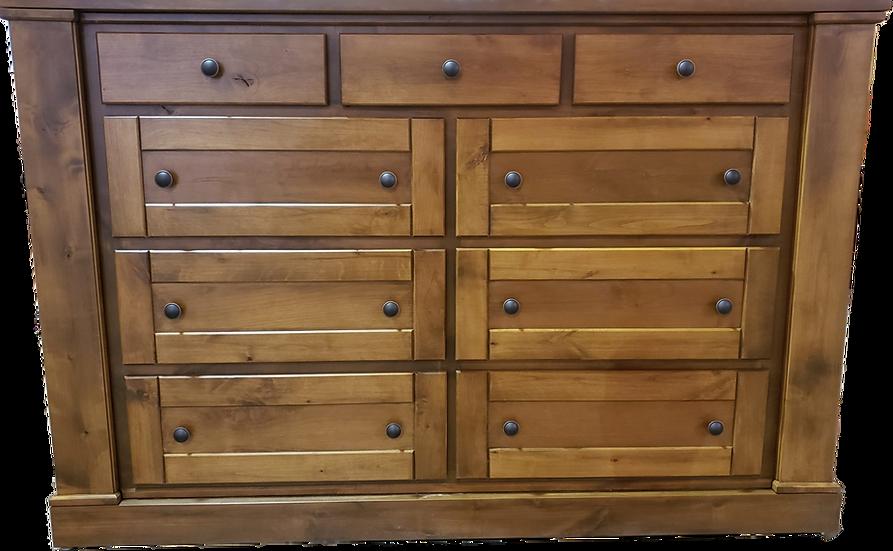 American Concealed Hidden Gun Hi-Boy Dresser