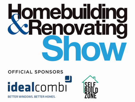 Homebuilding & Renovation Show takes place this weekend