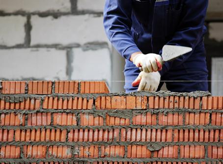 Housebuilding grows despite commercial activity declining