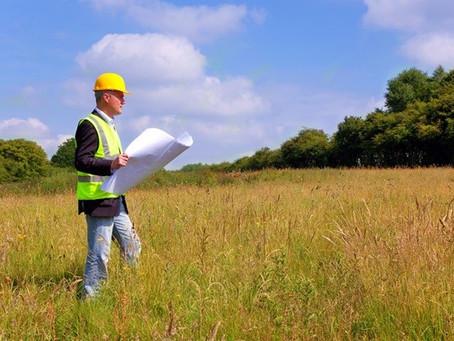 Insuring your self-build plot