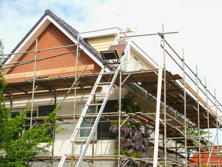 Do you need specialist insurance when extending?