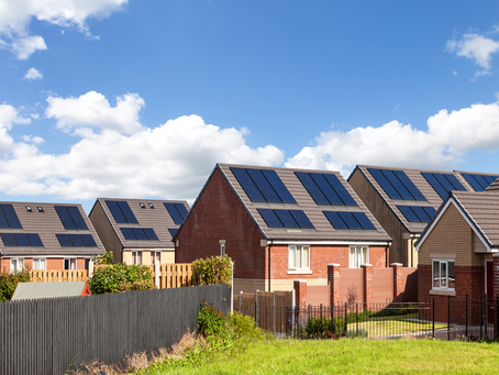 Zero carbon should be standard for new homes by 2025