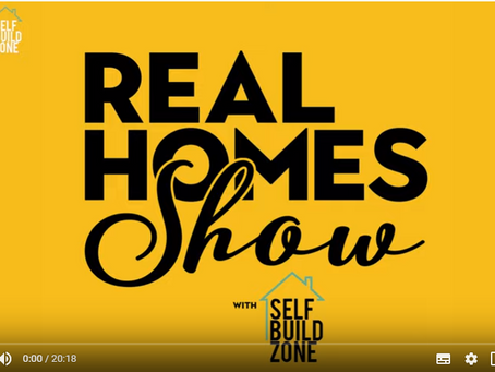Self-Build Zone featured on Real Homes TV