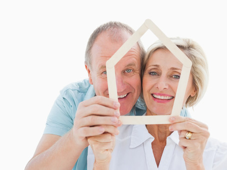 Self-build market growth for 50-60 year olds