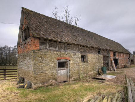 Self-Build Insurance for barn conversions