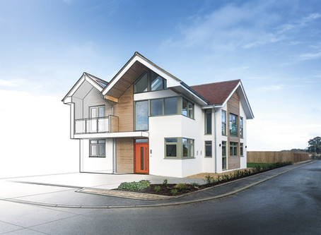 Build It's Self-Build Education House Shortlisted for RICS Awards