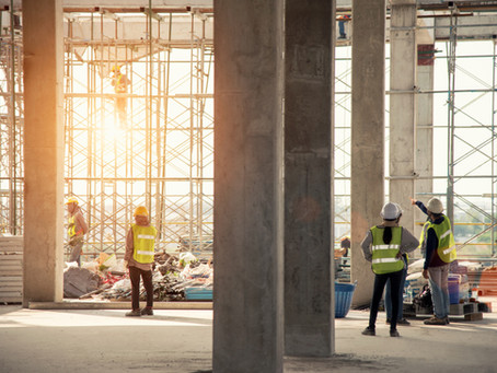 Construction industry will lead economic recovery