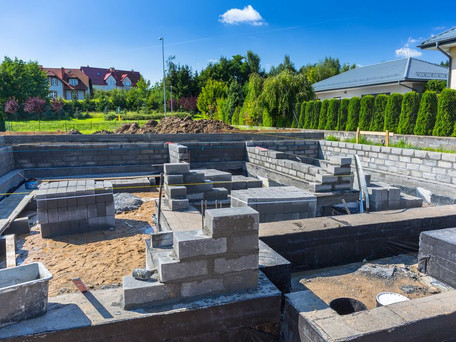 Foundations and footings, what lies beneath